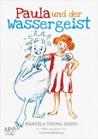 Cover Paula und der Wassergeist