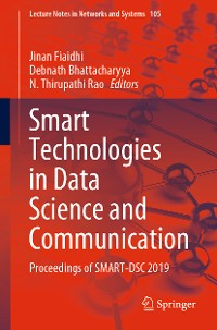 Cover Smart Technologies in Data Science and Communication