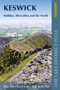 Cover Walking the Lake District Fells - Keswick