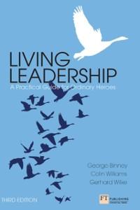 Cover Living Leadership 3e PDF eBook