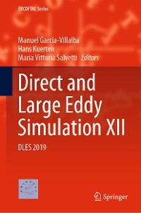 Cover Direct and Large Eddy Simulation XII