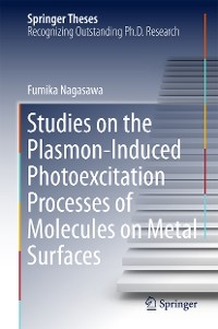 Cover Studies on the Plasmon-Induced Photoexcitation Processes of Molecules on Metal Surfaces