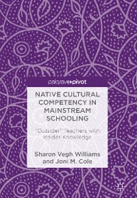 Cover Native Cultural Competency in Mainstream Schooling