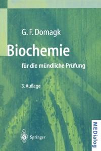 Cover Biochemie fur die mundliche Prufung