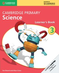 Cover Cambridge Primary Science Stage 3
