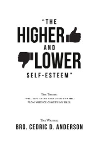 "Cover ""The Higher and Lower Self-Esteem"""