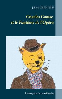 Cover Charles Comse et le Fantôme de l'Opéra