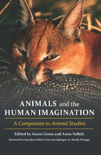 Cover Animals and the Human Imagination