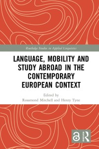 Cover Language, Mobility and Study Abroad in the Contemporary European Context