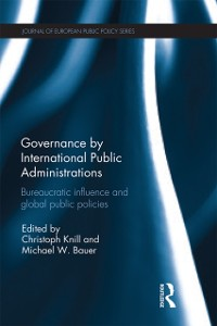 Cover Governance by International Public Administrations