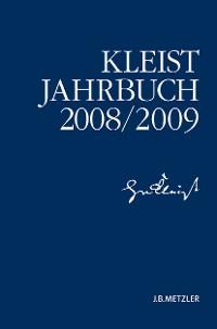 Cover Kleist-Jahrbuch 2008/09