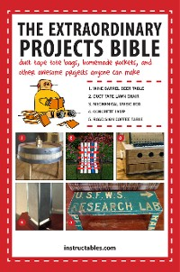 Cover The Extraordinary Projects Bible
