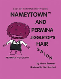 Cover Nameytown and Permina Jiggletop'S Hair Salon