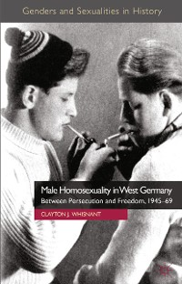 Cover Male Homosexuality in West Germany