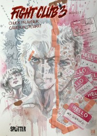 Cover Fight Club III. Band 2