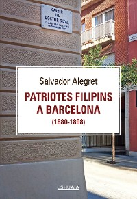 Cover Patriotes filipins a Barcelona (1880-1898)
