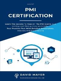 Cover PMI Certification