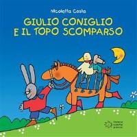 Cover Giulio Coniglio e il topo scomparso