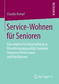 Cover Service-Wohnen für Senioren
