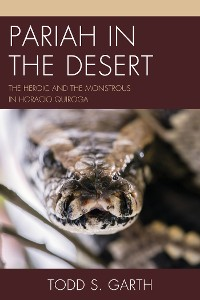 Cover Pariah in the Desert