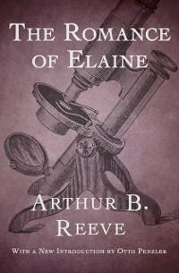 Cover Romance of Elaine