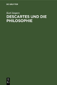 Cover Descartes und die Philosophie