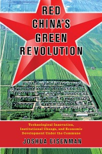 Cover Red China's Green Revolution