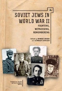 Cover Soviet Jews in World War II
