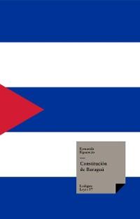 Cover Constitución de Baraguá