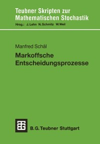 Cover Markoffsche Entscheidungsprozesse