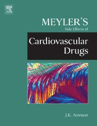 Cover Meyler's Side Effects of Cardiovascular Drugs