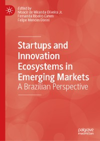 Cover Startups and Innovation Ecosystems in Emerging Markets