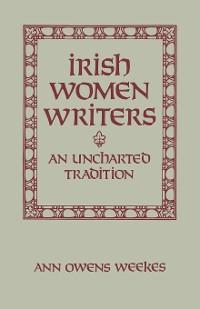 Cover Irish Women Writers