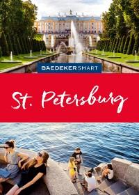 Cover Baedeker SMART Reiseführer St Petersburg