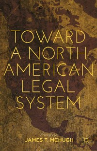 Cover Toward a North American Legal System