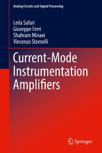 Cover Current-Mode Instrumentation Amplifiers