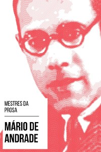 Cover Mestres da Prosa - Mário de Andrade