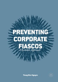 Cover Preventing Corporate Fiascos