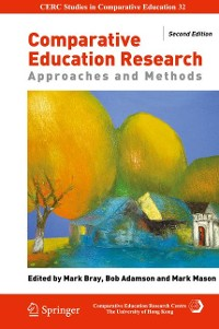 Cover Comparative Education Research