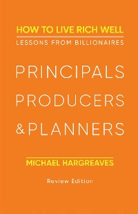 Cover Principals, Producers, & Planners
