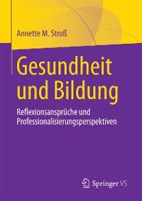 Cover Gesundheit und Bildung