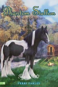 Cover Phantom Stallion #23: Gypsy Gold