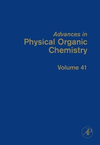 Cover Advances in Physical Organic Chemistry