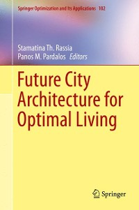 Cover Future City Architecture for Optimal Living