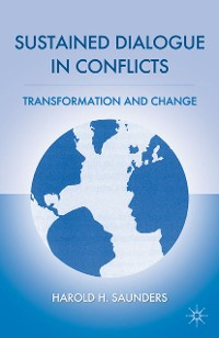 Cover Sustained Dialogue in Conflicts