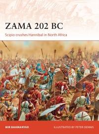 Cover Zama 202 BC