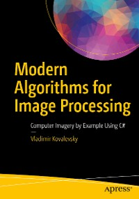 Cover Modern Algorithms for Image Processing