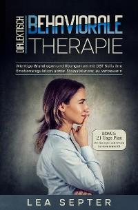 Cover Dialektisch Behaviorale Therapie