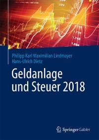 Cover Geldanlage und Steuer 2018