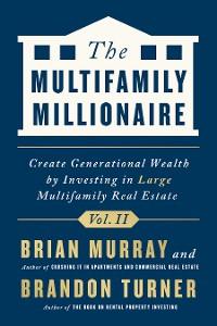 Cover The Multifamily Millionaire, Volume II